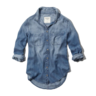 image of wholesale closeout womens denim norstorm jacket