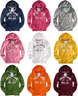 image of liquidation wholesale womens hoodie combo