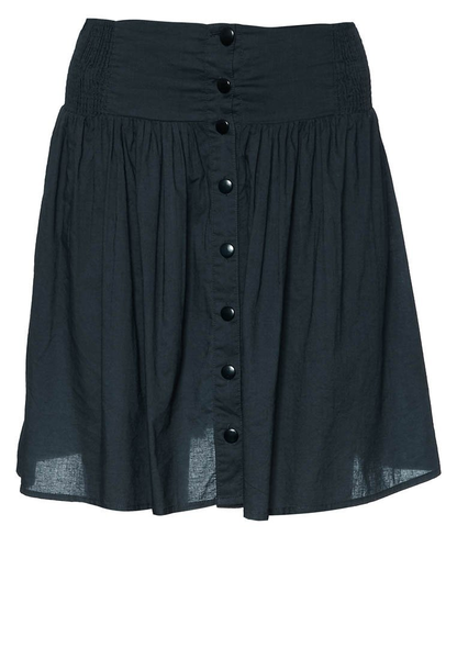 image of liquidation wholesale womens navy skirt