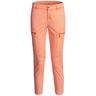image of liquidation wholesale womens orange cargo pants