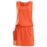 image of liquidation wholesale womens orange dress