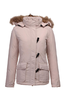 image of wholesale womens pink coat
