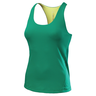 image of wholesale womens tanktop green