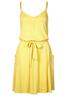 image of wholesale closeout womens yellow dress