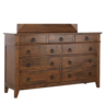 wholesale discount wood dresser