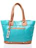 image of liquidation wholesale xoxo blue handbag tote