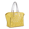 image of wholesale yellow nicole lee purse
