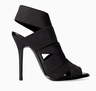 wholesale liquidation zara black tight heels