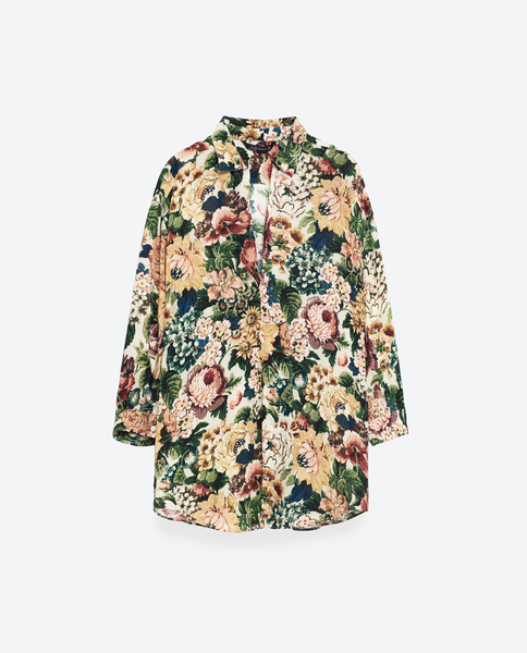 image of wholesale closeout zara womens shirt