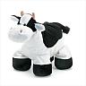 discount plush cow