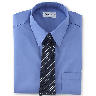 closeout shirt and tie