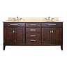 closeout sink vanity