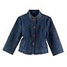 Woman's denim jean jacket