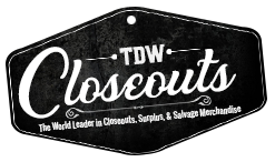 TDW The Discount Warehouse: Liquidation Wholesale Closeouts